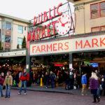 【画像】シアトル観光してみたい!スペースニードルとパイクプレースマーケット